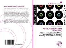 Bookcover of Allen Jones (Record Producer)