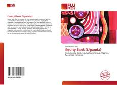 Bookcover of Equity Bank (Uganda)
