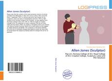 Couverture de Allen Jones (Sculptor)