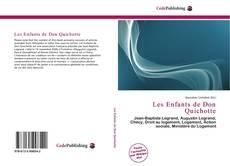 Copertina di Les Enfants de Don Quichotte