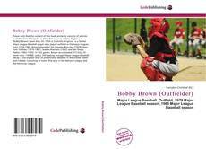 Bobby Brown (Outfielder)的封面