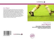 Bookcover of José Miguel