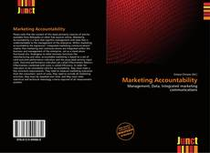 Buchcover von Marketing Accountability