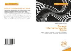 Banque Internationale du Bénin kitap kapağı