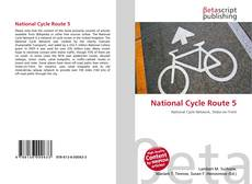 Bookcover of National Cycle Route 5