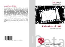Bookcover of Soviet Films of 1949