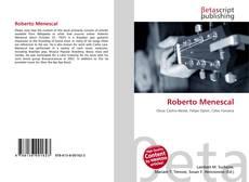 Bookcover of Roberto Menescal
