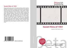 Buchcover von Soviet Films of 1951