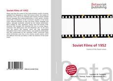 Buchcover von Soviet Films of 1952