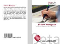 Bookcover of Roberto Meneguzzo