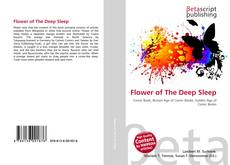 Bookcover of Flower of The Deep Sleep
