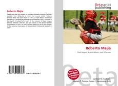 Capa do livro de Roberto Mejía