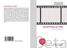 Bookcover of Soviet Films of 1960