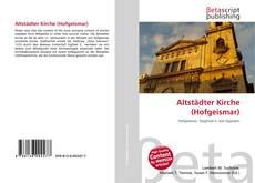Buchcover von Altstädter Kirche (Hofgeismar)