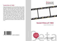 Copertina di Soviet Films of 1965