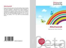 Altschwendt kitap kapağı