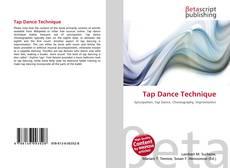 Bookcover of Tap Dance Technique