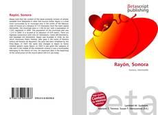 Bookcover of Rayón, Sonora