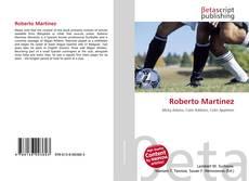 Bookcover of Roberto Martínez