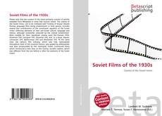 Bookcover of Soviet Films of the 1930s