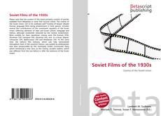 Soviet Films of the 1930s kitap kapağı
