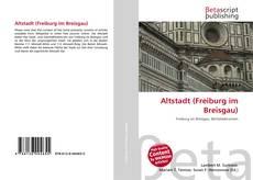 Buchcover von Altstadt (Freiburg im Breisgau)