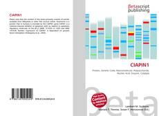 Bookcover of CIAPIN1