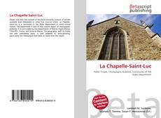Couverture de La Chapelle-Saint-Luc