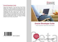 Couverture de Oracle Developer Suite