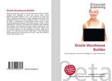 Oracle Warehouse Builder的封面