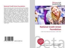 Borítókép a  National Credit Union Foundation - hoz