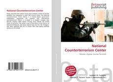 Buchcover von National Counterterrorism Center