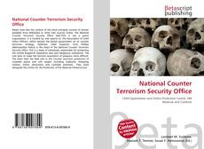 Bookcover of National Counter Terrorism Security Office