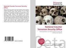 Copertina di National Counter Terrorism Security Office