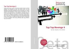 Buchcover von Tap Tap Revenge 4
