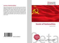 Copertina di Soviet of Nationalities