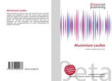 Portada del libro de Aluminium Laufen