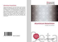 Buchcover von Aluminium Kasachstan