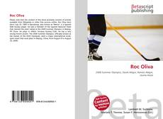 Roc Oliva kitap kapağı