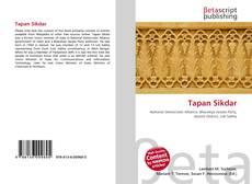 Tapan Sikdar kitap kapağı