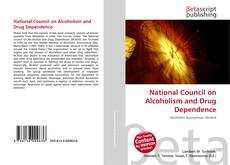 Portada del libro de National Council on Alcoholism and Drug Dependence