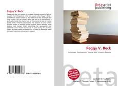 Peggy V. Beck kitap kapağı
