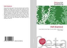 Bookcover of Fell (Comics)