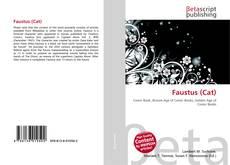 Bookcover of Faustus (Cat)