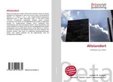 Bookcover of Altstandort