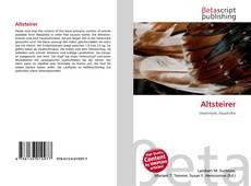Обложка Altsteirer