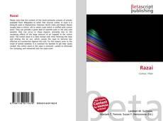 Bookcover of Razai