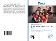 Bookcover of Irish Folk Music (1970–79)