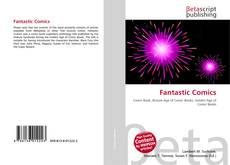 Capa do livro de Fantastic Comics