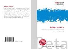 Bookcover of Robyn Van En